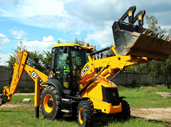 Экскаватор JCB 3CX Super